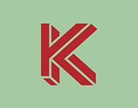 Kilimanjaro Restaurant Branding
