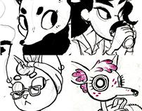Sketchbook Series 3