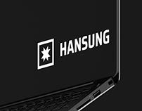 HANSUNG COMPUTER rebranding.