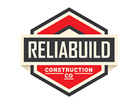 Reliabuild Logo Design
