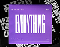 Everything — Music Album