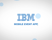 IBM Event App Video