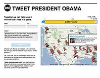 ONE - Tweet President Obama App