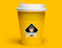 Mr. Chai Logo Design & Branding