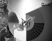 """Arte CD, web y video Álbum """"Casi"""" - Independiente 81"""