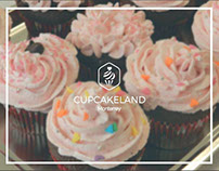 Cupcakeland: Love at first bite