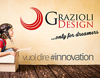 Grazioli Design vuol dire...#innovation