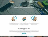 Stud Hugger - Drywall Tool