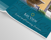 Bay View Catering Brochure