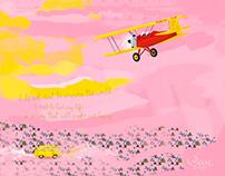 Dream plane