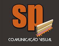 SP Comunicação Visual - Web Site