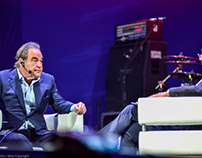 Oliver Stone at Synergy Global Forum