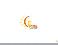 sun farma  creative logo