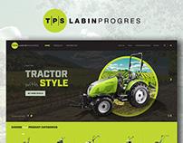 Labinprogres Company Website