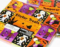 Sticker & Tattoo Treats