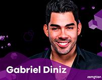 Turnê Gabriel Diniz 2019