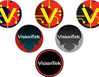 Logo Design: VisionTek Bugs