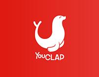 YouClap - branding