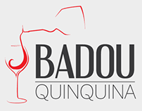 Logotype - Badou Quinquina