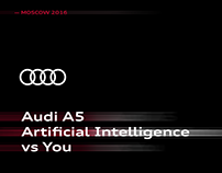 Audi A5: Artificial Intelligence vs You