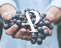 ARNOLD WINERY / label and identity design