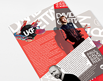 UKF Redesign