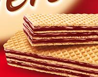 Wafers packaging design