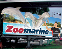 Zoomarine 2015 Outdoor campaign