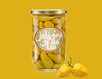 Pepper Pickles | Packaging