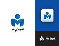 Cloudstaff App Logos