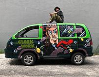 Graffiti on Trucks