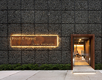 Food & Forest park restaurant