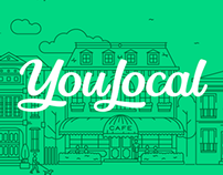 YouLocal - motion graphic