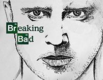 Breaking Bad Tributes Illustration