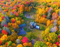 Aerial Woodstock