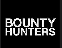 Audiovisuals for Röyksopp's Bounty Hunters