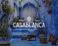 Casablanca Bakery - Branding