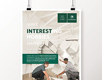 Nedbank Interest Ads
