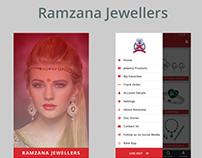 Ramzana Jewellers - Mobile App