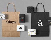 Olâya Branding and Packaging