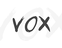 Font - Vox
