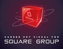 Key Visual - SQUARE Group