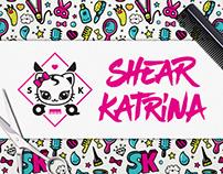 Shear Katrina Identity & Branding