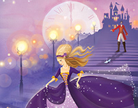 Cinderella - poster for Hiss & Boo Productions