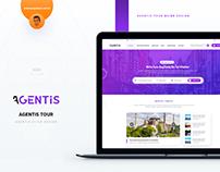 Agentis UI/UX Design