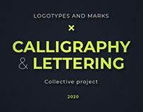 Lettering logotypes