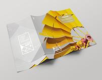Printing Design - Contemporary Art National Congress