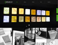 Reveco Website designing