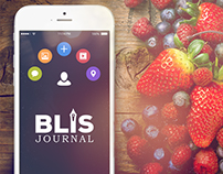 BLIS Journal Logo Design