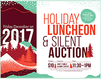 United Way Holiday Luncheon and Silent Auction
